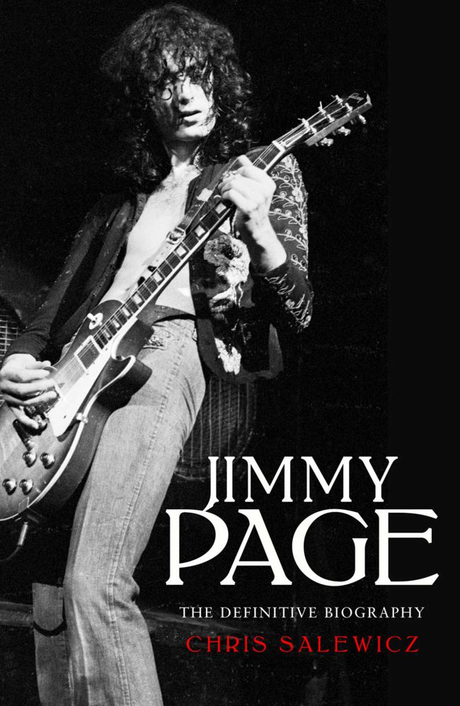 Jimmy PAge biographie