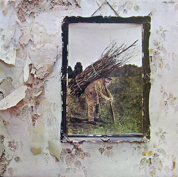 Pochette album Led Zeppelin IV