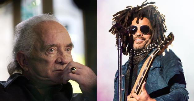 Lenny Kravitz Johnny Cash