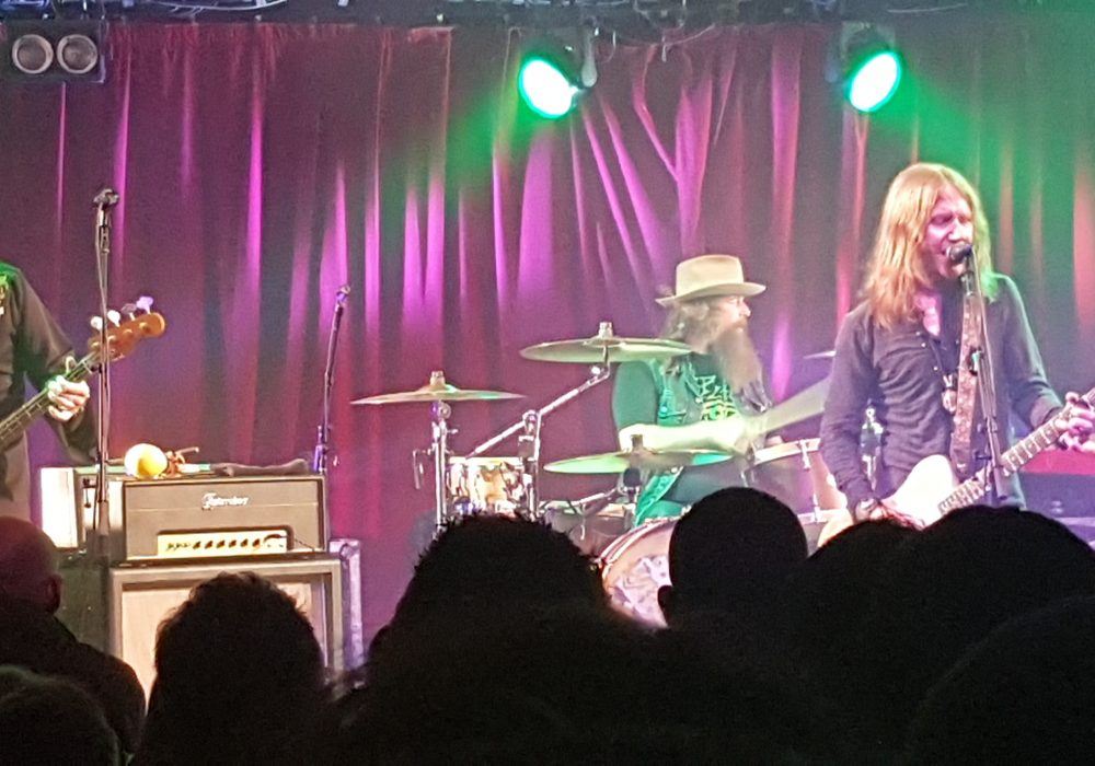 Blackberry Smoke Turner & Starr