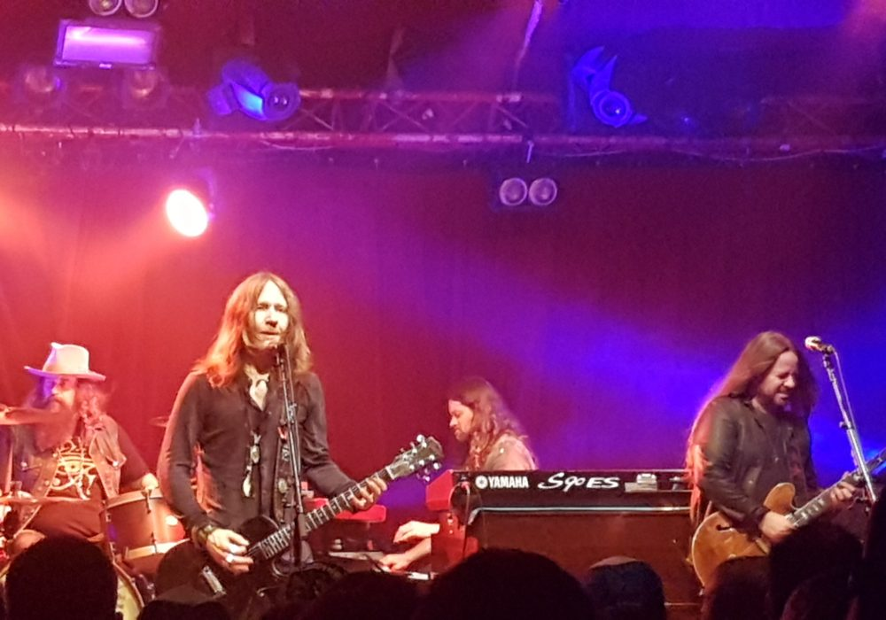 Blackberry Smoke Starr & Jackson