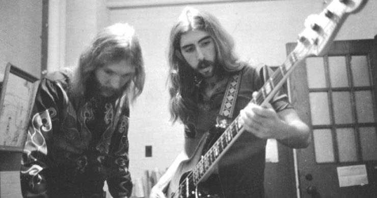 the allman brothers band berry oakley