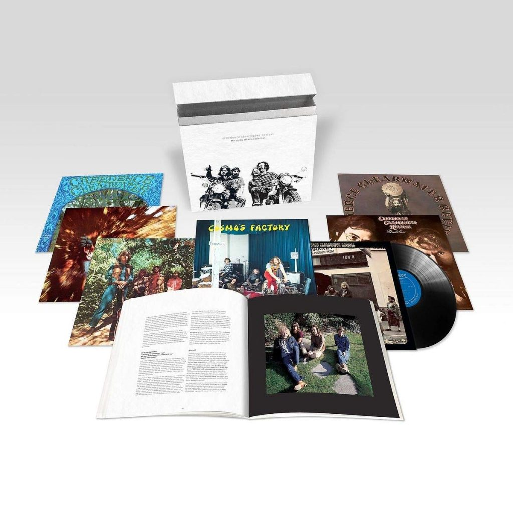 Creedence Clearwater Revival, 'The Studio Albums Collection'