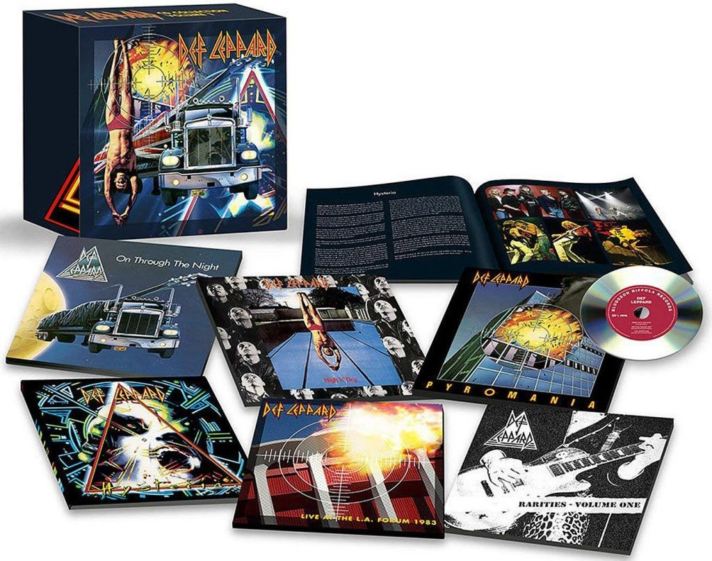 Def Leppard : Collection volume 1