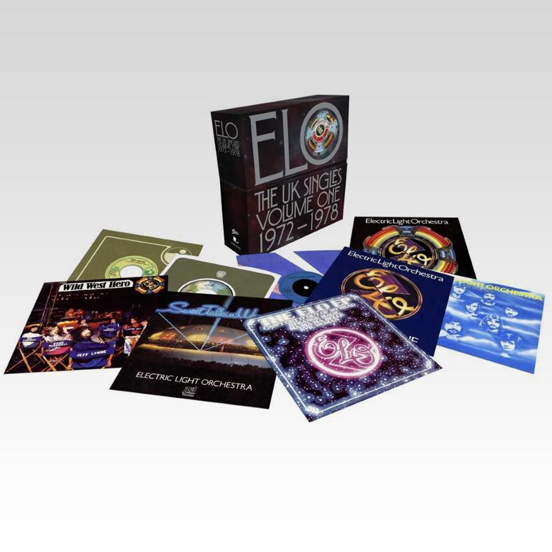 Electric Light Orchestra, 'The U.K. Singles Volume One: 1972-1978'