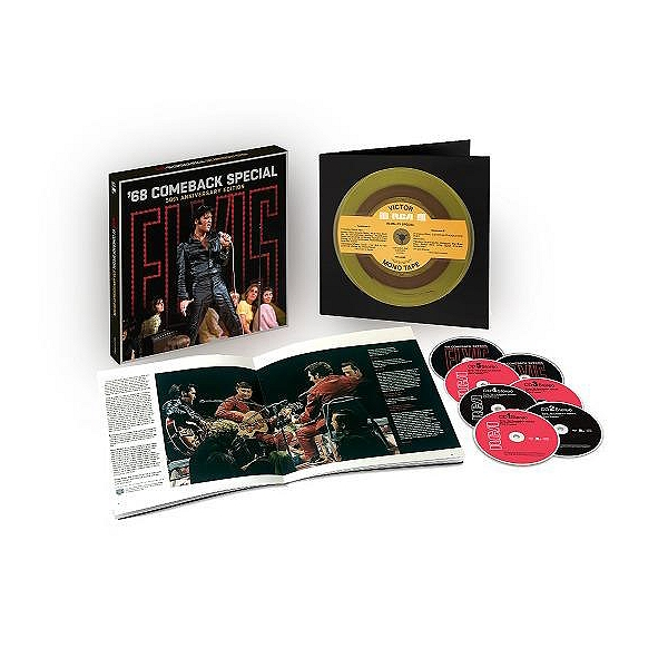 Elvis Presley, ''68 Comeback Special'