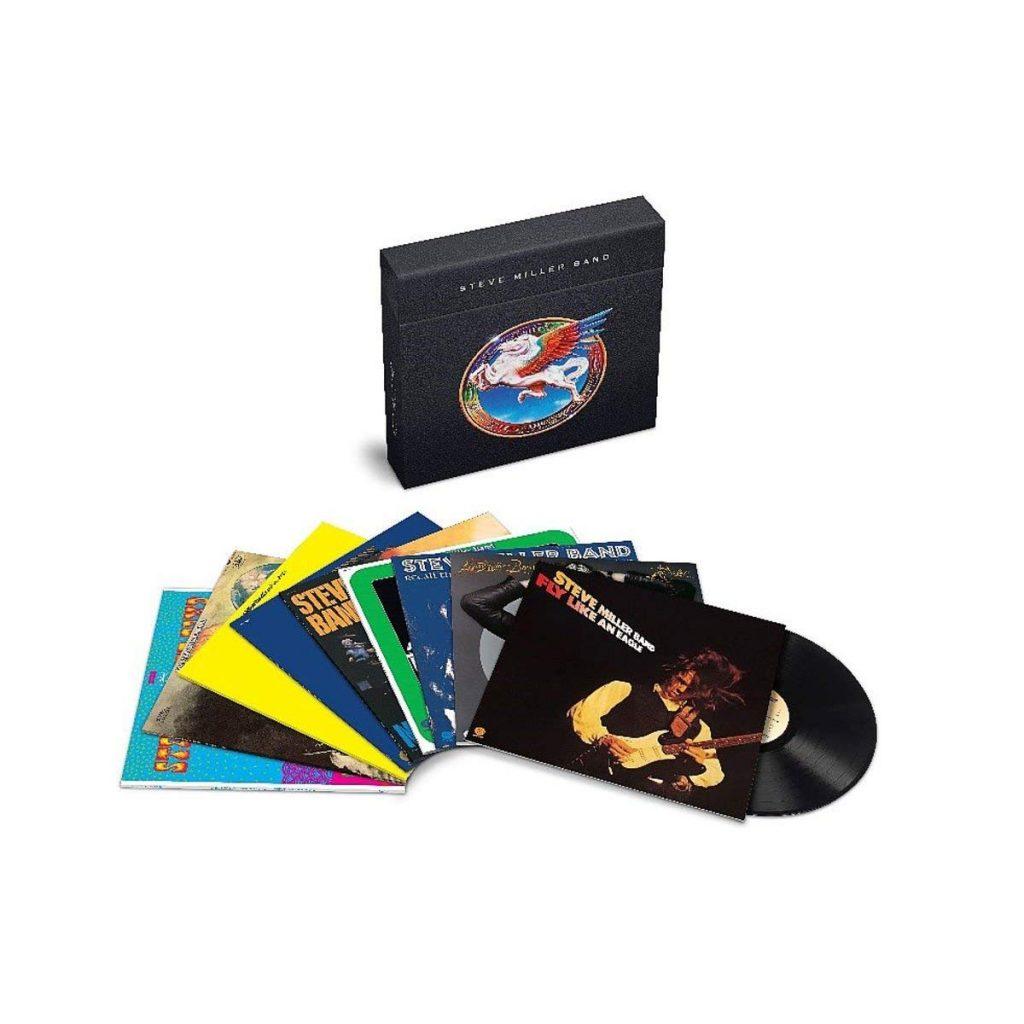 Steve Miller Band, 'Complete Albums Volume 1 [1968-1976]'