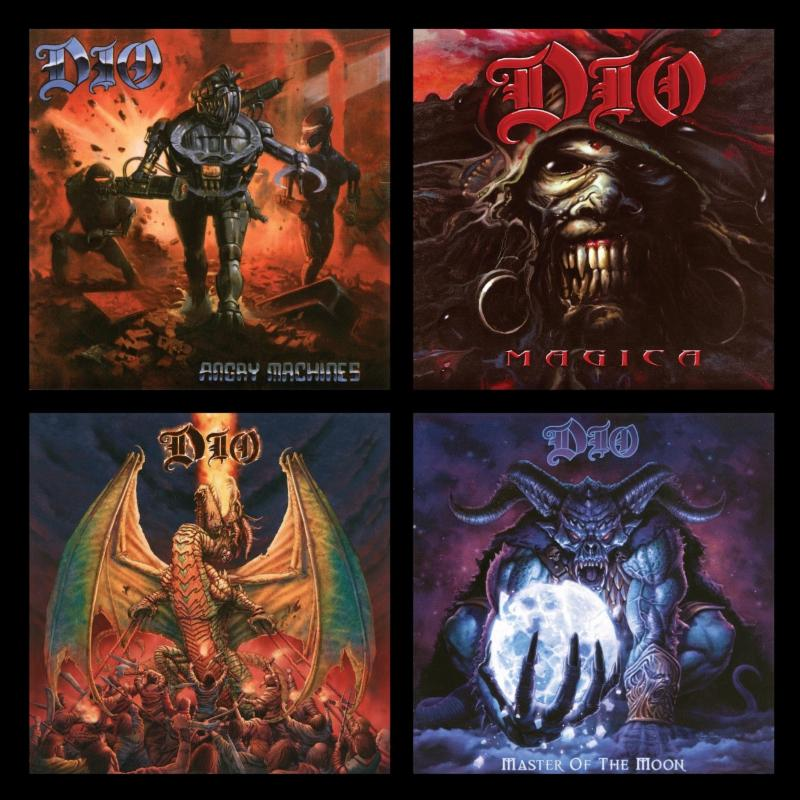 Dio, 'The Studio Collection'