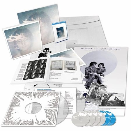 John Lennon : Imagine The Ultimate collection
