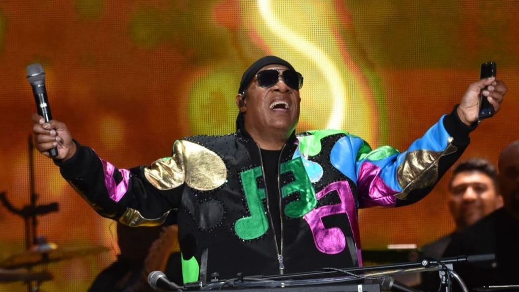 Stevie Wonder quitte la Motown